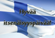 Hyvää Itsenäisyyspäivää Suomi(101 v_2018)
