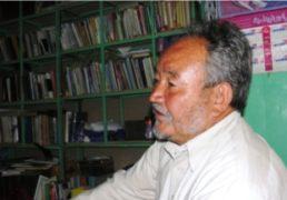 مصاحبه با استاد حاجی کاظم یزدانی مورخ مشهور افغانستان