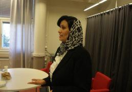 گفتگو با سفیرافغانستان درشمال اروپا