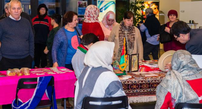 حضور کانون در جشنواره فرهنگی هنری هلسینکی 01.12.2017
