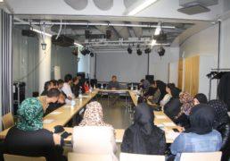 کانون افغانستانیهای فنلند کلاسهای وفق یابی را برای دری زبانان برگزار کرد + عکس