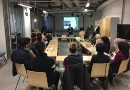 دومین جلسه مشترک جوانان افغانستانی با حضور یاسین رضایی برگزار گردید!