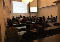 سومین گردهمایی جوانان افغانستانی در دانشگاه هلسینکی!