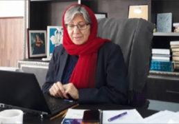سیما سمر: زنان نیاز دارند ظرفیت خویش را افزایش دهند