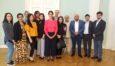ملاقات هیات اتحادیه انجمنهای افغانستانی در فنلند با خانم نسیمه رزمیار معاون شهرداری هلسینکی!