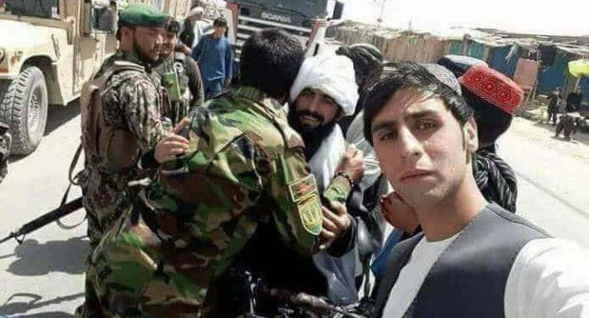 تسلیم حکومت به طالبان توسط اشرف غنی