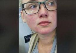 الین ارسون دختر سوئدی که مانع اخراج پناهجوی افغان شده بود محاکمه می شود