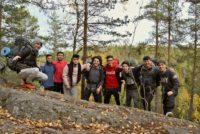گزارش از اردوی مشترک جوانان در قالب برنامه های آوارتی و کانون
