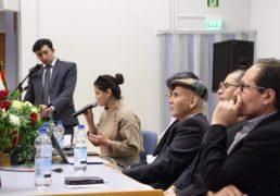 بیست چهارمین سالگرد شهید وحدت ملی بابه مزاری در شهر هلسینکی