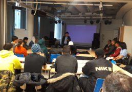 جشن مشترک آوارتی و کانون در هلسینکی