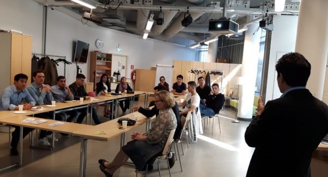 گردهمایی چگونگی راهیابی به تحصیلات عالی در فنلند!