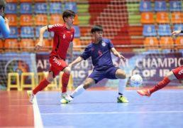 افغانستان فینالیست قهرمانی جام فوتسال زیر20 آسیا گردید!