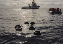 پیشنهاد تازه وزیر خارجه ایتالیا برای حل مشکل مهاجرت