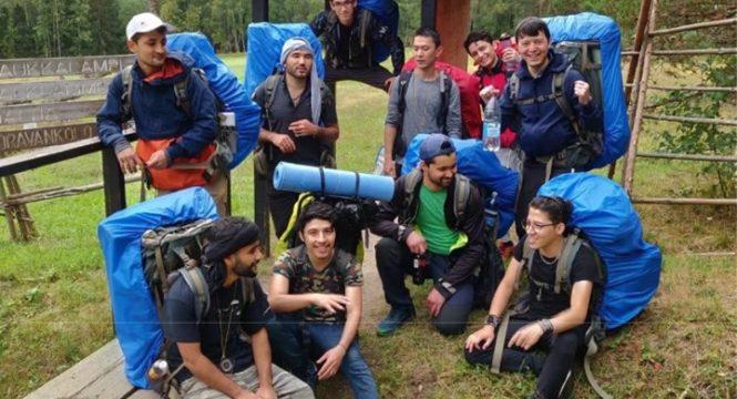 گزارش از اردوی جوانان افغانستانی در فنلند کار مشترک آوارتی و کانون!