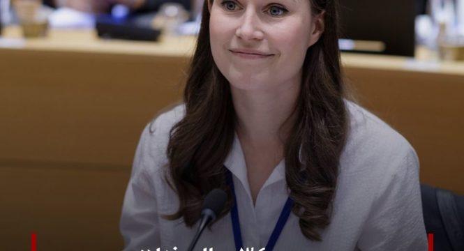 وزیر زن ٣٤ ساله فنلندی، جوانترین نخست وزیر جهان میشود