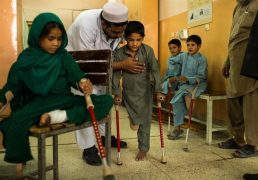 اطفال افغانستان قربانیان اصلی جنگ