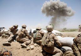 حزب اسلامی طالبان را در نبردها یاری میکند